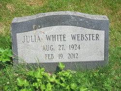 Julia Webster