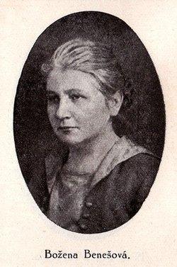 Bozena <I>Zapletalova</I> Benesova