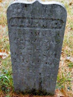 Allen E Burnheimer