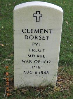 Clement Dorsey
