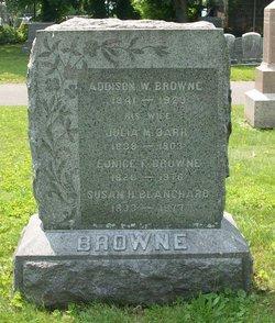 Addison W Browne