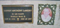 Doffey Anthony Landry