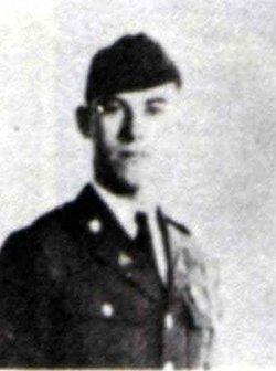 Sgt Francis E Aram