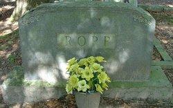 Joseph Junius Ropp, Sr
