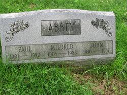 Mildred Irene <I>Postlewaite</I> Abbey