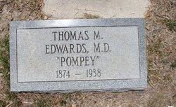 "Dr Thomas M. ""Pompey"" Edwards"