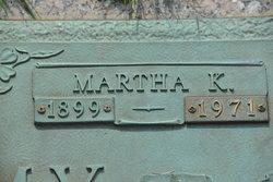 Martha Kate <I>Snapp</I> Bellamy