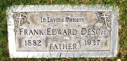 Franz Edward Desch