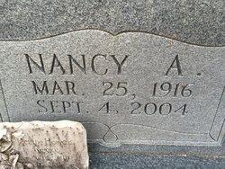 """Nancy Anniebelle """"Bell"""" <I>Sims</I> Cutchin"""