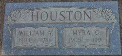 Myra Cora <I>Griffith</I> Houston