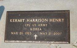 Kermit Harrison Henry