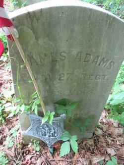 James Benjamin Adams