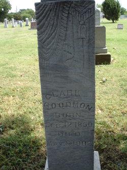 Benley L. Clark Goodmon