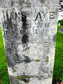 Hans Aye