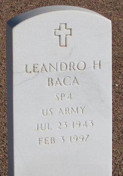 Leandro H Baca
