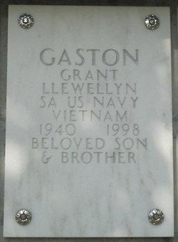 Grant Llewellyn Gaston