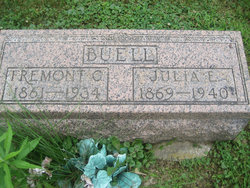 Fremont Cameron Buell