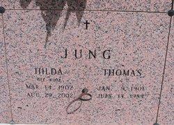 Hilda Alvina <I>Kunz</I> Jung