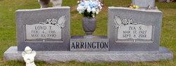 Loyd Thomas Arrington