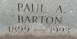 Paul Alton Barton