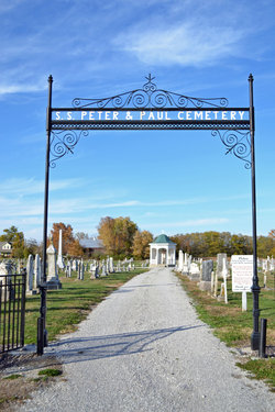 Sts. Peter And Paul Catholic Cemetery (Old)