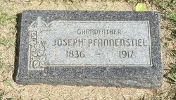 "Joseph P. ""Oska"" Pfannenstiel"