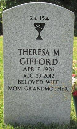 Theresa May <I>Leppert</I> Gifford