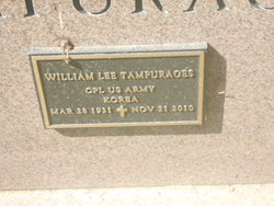 CPL William L Tampurages