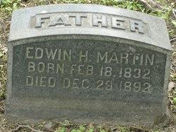 Edwin H Martin