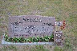 Janet Rose <I>Jones</I> Walker