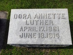 Dora Annette <I>Crumpacker</I> Luther