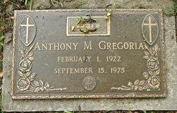 Anthony M Gregoria