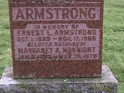 Ernest Lewers Armstrong