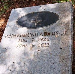 John Edmund Adams Jr.
