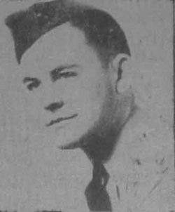 Sgt William F Anson
