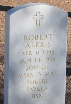 Robert Alexis Favela