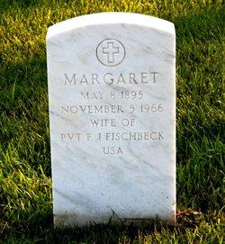 Margaret <I>Ehlers</I> Fischbeck