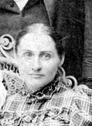 """Martha Elizabeth """"Lizzie"""" <I>Bell</I> Baird"""