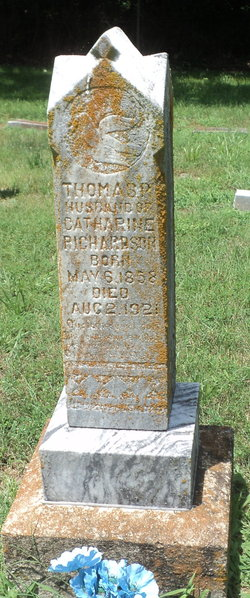 Thomas P Richardson