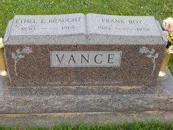 Ethel <I>Braucht</I> Vance