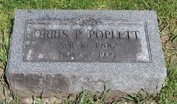 Orris Poplett