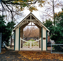 Albury Pioneer Cemetery