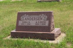 "Alfred Peter ""Pete"" Andersen"