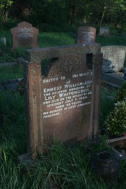 Ernest William Whitchurch
