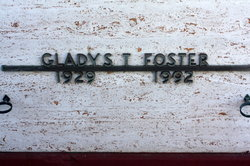 Gladys Mary <I>Terry</I> Foster