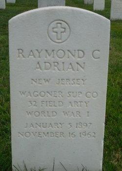 Raymond C Adrian