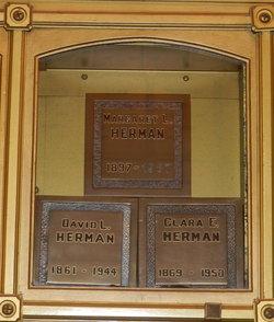 """Clara Elizabeth """"Callie"""" <I>Parker</I> Herman"""