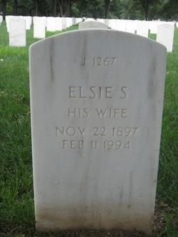 Elsie S Cumisky