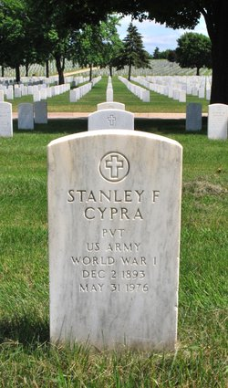 Stanley Frank Cypra