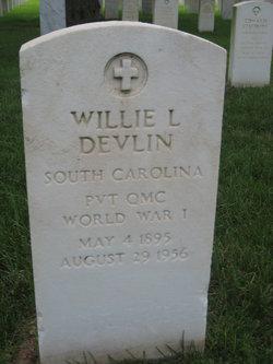 Willie L Devlin